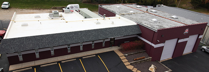 This 6,000-square-foot facility in Arnold, Missouri, was purchased in 1995. It will be consolidated into the new Sentinel facility when it is completed.