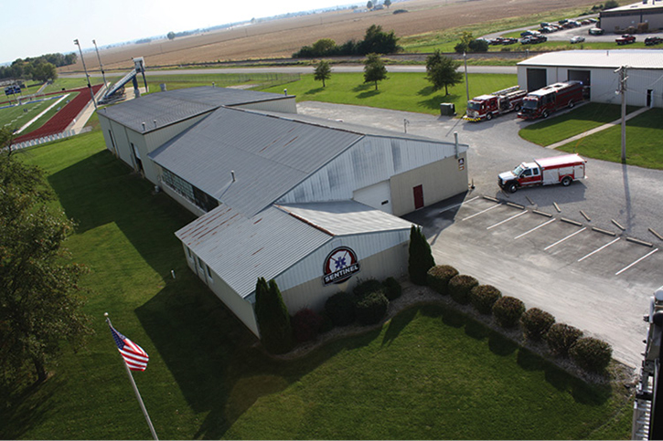 When Franco Emergency Solutions merged with Towers Fire Apparatus in 2013, forming Sentinel Emergency Solutions, the Towers facility in Freeburg, Illinois, became the primary service center for fire apparatus. It also will be consolidated into the new facility.