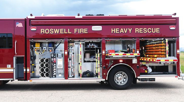 OnScene Solutions has been creating roll-out apparatus equipment slides and cargo trays for the past 16 years. The slides and companion lighting systems are used by virtually all major apparatus builders in the country.