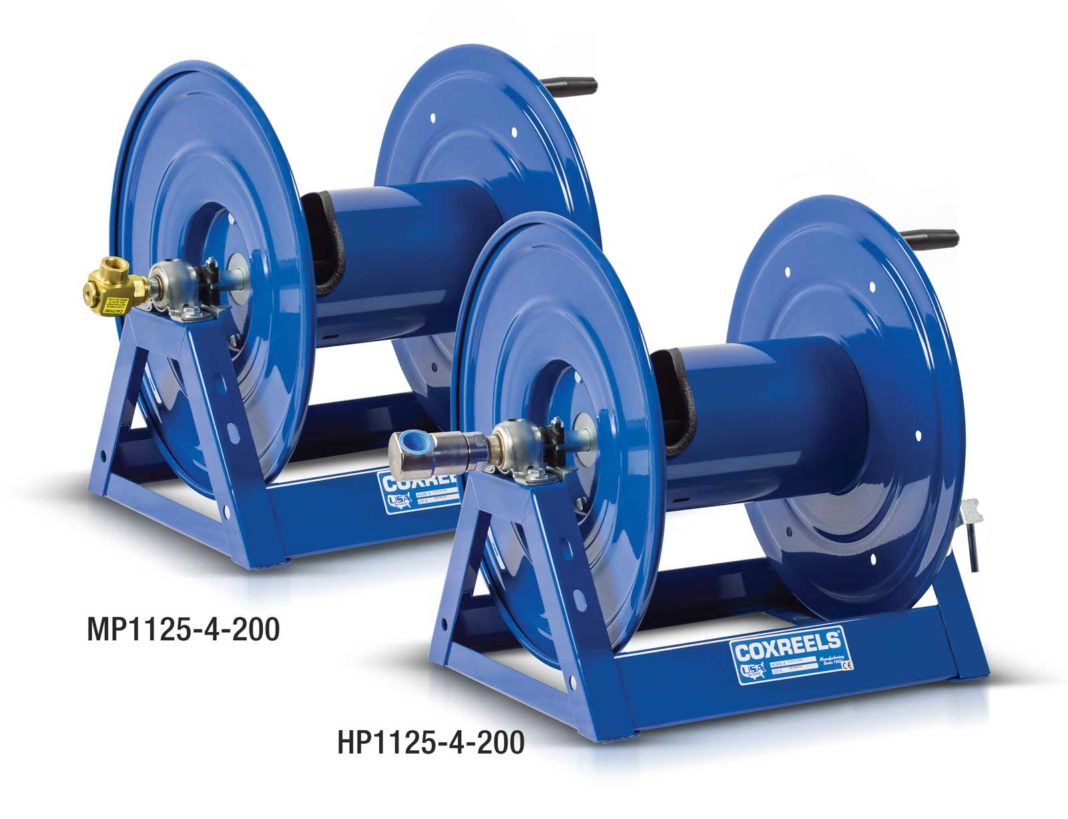 Coxreels upgraded 1125 Series