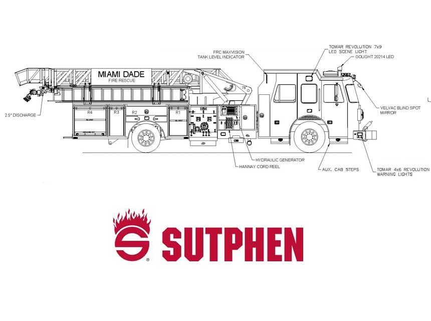 Sutphen schema for MDFR