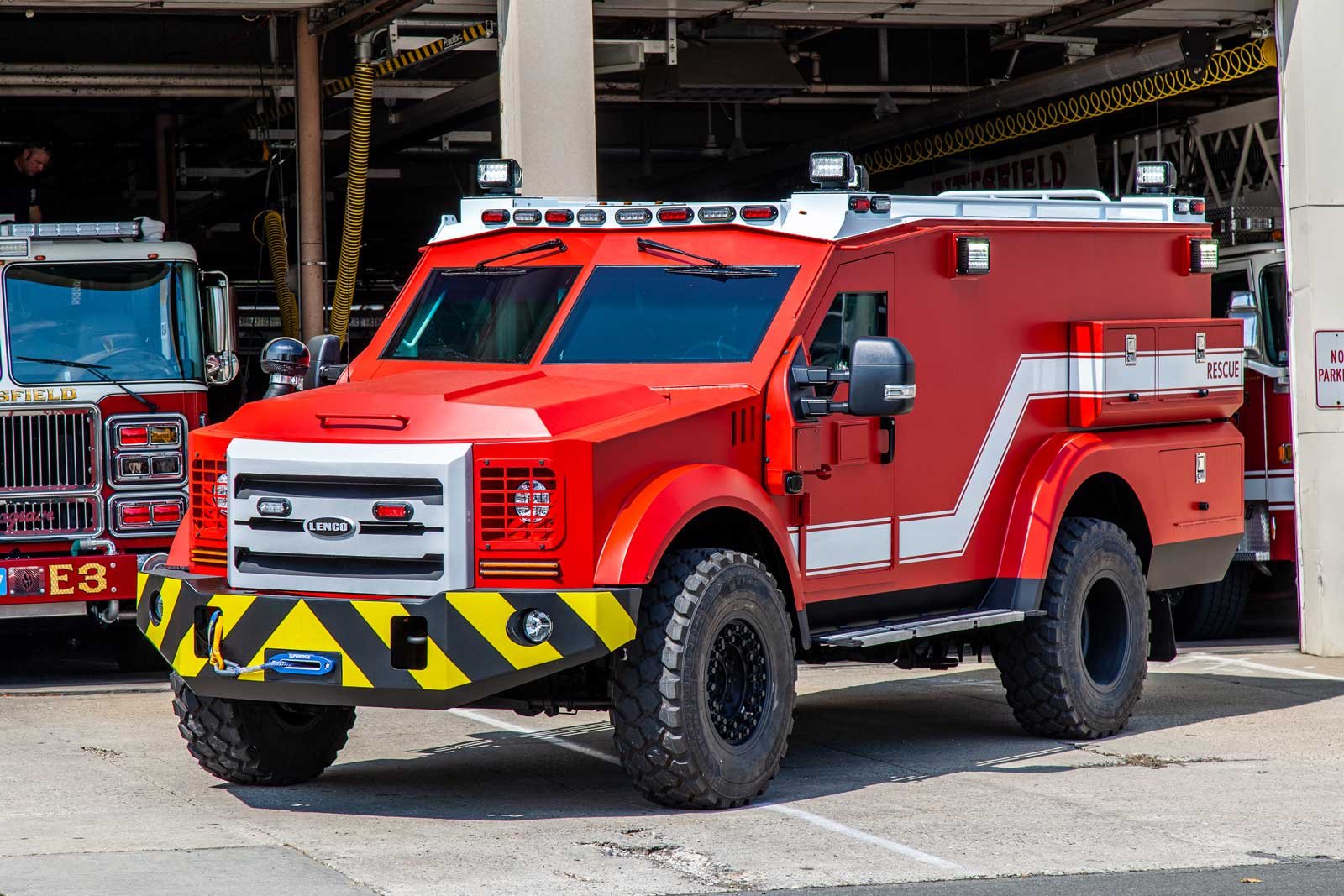 LenCo Fire EMS