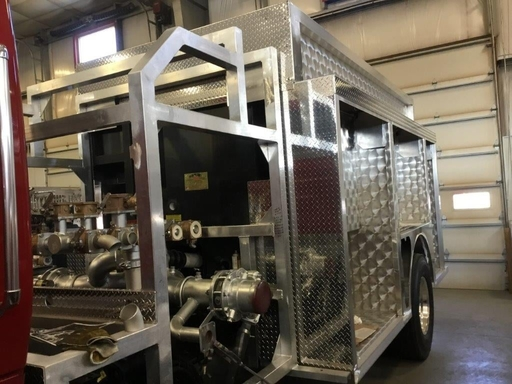Hillsdale Township (MI) Gets Ready to Welcome Fire Apparatus