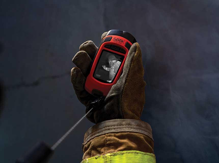 Seek Reveal FirePro X