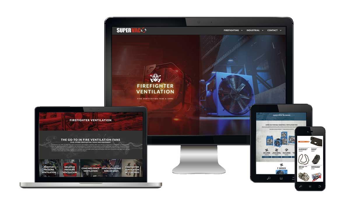 New Super Vac Web site
