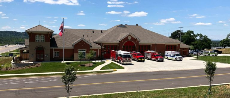 Franklin (TN) Fire Department to Christen Station 7, Everyone's Invited
